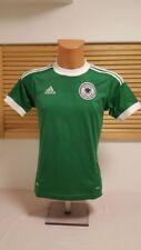 Deutschland Trikot WM adidas Away S 2012 (DFB Jersey Shirt grün away Camiseta)