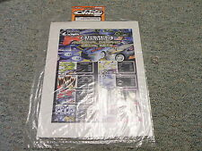 Stickers R/C radio Controlled 1/8 1/10 Team Orion Int Graphic Speed streaks fl r