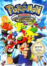 Pokemon Master Quest Full Series DVD in English Audio