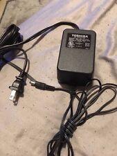 Toshiba Ac Adaptor Power Supply Model Ad-121Adt 120V