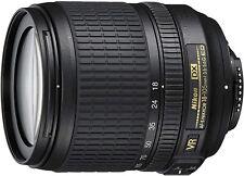 Digital SLR Lens Brand New AF-S DX NIKKON 18-105mm f/3.5-5.6G ED VR