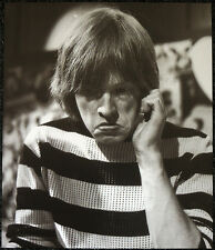 THE ROLLING STONES POSTER PAGE 1964 BRIAN JONES ON THE READY STEADY GO SET . Y14