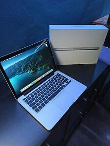 """Apple MacBook Pro 13,3"""" (256Go SSD, Intel Core i5 5e Génération, 2,7GHz, 8Go)..."""