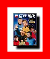 VERY RARE TV GUIDE STAR TREK 50th ANNIVERSARY SPECIAL EDITION MAGAZINE ALLSERIES