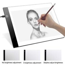 Tablet Writing Painting LED Graphic Light Box Tracing Board Copy Pads Digital A4