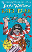 Ratburger by Walliams, David, Good Used Book (Paperback) FREE & FAST Delivery!