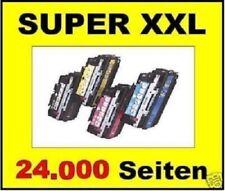 4 x Toner für HP Color Laserjet 3700 3700D 3700DTN wie 308A 311A SUPER XXL