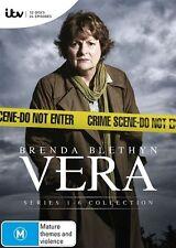 Vera Series 1 - 6 Collection Season 1 2 3 4 5 6 BRAND NEW SEALED R4 DVD