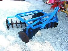 Used Burch 6 Ft3 Pt Lift Disc Harrow Free 1000 Mile Shipping From Ky