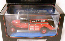 1934 Anitque Ford BB 157 Gasoline Tanker 1:43 O Scale Diecast Miniature Model