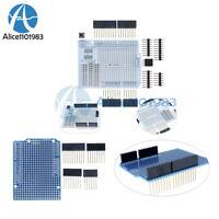 UNO R3 Shield Board Prototype PCB Atmega328P Mega 2560 2.54mm Pitch Breadboard