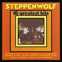 Steppenwolf 16 greatest hits (1973/85) [CD]