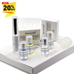 Beauty Eyebrow Lamination Kit Perming Makeup Set Lash Curling Up Brow Lift Set