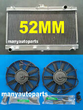 Radiator & FANS FOR Mazda MX5 MX-5 Miata NB MT 1.6/1.8L L4 engine 1998-2005 99