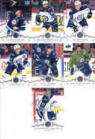 2018-19 Upper Deck Hockey Complete Winnipeg Jets Team Set of 13 Cards