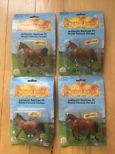 New 4 International Show Horse Collection Horses Saddlebred Thoroughbred