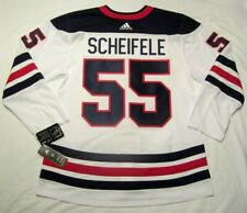 MARK SCHEIFELE 50 Medium - Winnipeg Jets Retro Heritage ADIDAS jersey PRO CUSTOM