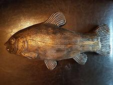 Aguijón peces Yeso Colgante De Pared Placa Decorativa Casa Jardín Nuevo Estanque Lago