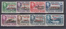 FALKLAND ISLANDS Dependencies 4L1-8 Orkneys 1944