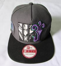 NEW ERA CAP HAT 9FIFTY THE JOKER FACE BATMAN ARKHAM CITY DC COMICS STRAPBACK
