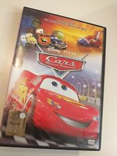Dvd  CARS (MOTORI RUGGENTI ) ITALIANO E INGLES