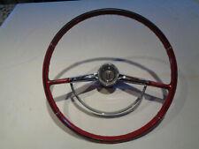 1966 Chevy Chevy II L-79 , Deluxe Steering Wheel