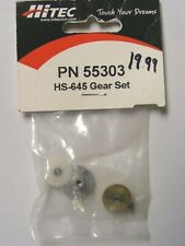 HITEC #55303 -  SERVO GEAR SET FOR HITEC HS-645 SERVO