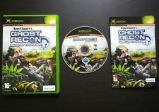 JEU Microsoft XBOX Tom Clancy's GHOST RECON Island Thunder (COMPLET envoi suivi)