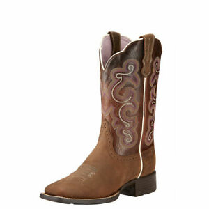 Ariat Womens Quickdraw Western Boots NEW
