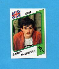 SUPERSPORT 1986-PANINI 86-Figurina n.151- McGUIGAN - GBR -PUGILATO-Rec