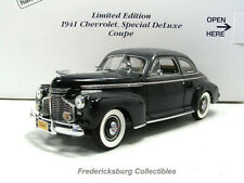 New ListingDanbury Mint 1941 Chevrolet Special Deluxe Coupe Ltd Edition - Mib With Papers