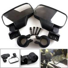 UTV Side Mirror Rear View Roll Bar Cage For Hisun Q Link Bennche Diamo Big Muddy
