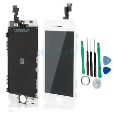Replacement 5S White Assembly LCD Touch Screen Digitizer Glass for iPhone 5S