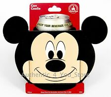 New Disney Parks Mickey Mouse Can Koozie Can Coolie Drink Cover