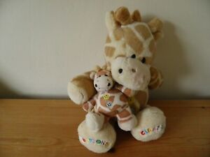 Buttons Giraffe Cuddly toy