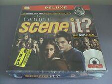 Twilight Scene It Board Game New In Box