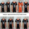 Haikyuu!! Karasuno Shyouyou High School Uniform Jersey Cosplay Costume Shirt XXL