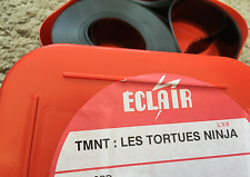 Bande annonce cinéma trailer 35mm 2007 TMNT TORTUES NINJA Kevin Munroe EN BOITE