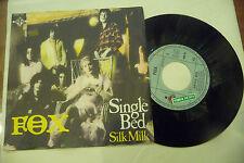"FOX""SINGLE BED-disco 45 GIRI GTO Italy 1976"""