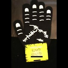 Gothic Stretch Winter ZOMBIE MONSTER HANDS STITCHED GLOVES Nurse Cosplay Costume