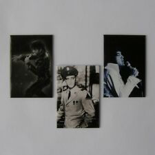 3 Elvis Presley Fridge Magnets 80 x 55mm Ideal Gift Individually Packed
