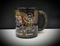 Carp Fishing Mug three unwise monkeys corona version the squirrels nuts brand