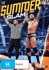 WWE - SummerSlam 2013 (DVD, 2013) - Region 4
