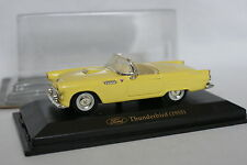 Les Belles Américaines 1/43 - Ford Thunderbird 1955