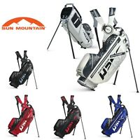 SUN MOUNTAIN H2NO 14 WAY WATERPROOF GOLF STAND CARRY BAG / NEW 2020 MODEL