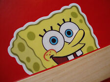 2  SPONGE BOB  PEEPERS  CAR WINDOW STICKERS  DECALS RATLOOK QUALITY
