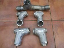 INDY RACE CHAMP CAR REYNARD ENGINE TURBO CHARGER TUBES EXHAUST Y PIPE SECONDARY