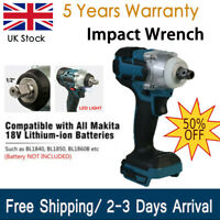 """Replacement For Makita DTW285Z 18V LXT Brushless 1/2"""" Impact Wrench *Body Only*"""