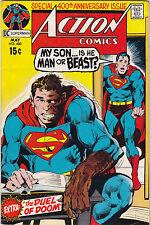Action Comics #400 F/Vf