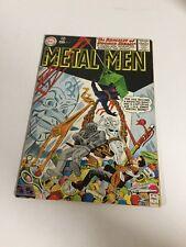 Metal Men 4 Vg+ Very Good+ 4.5 Water Damage